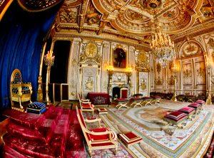 Château de Fontainebleau Throne Room