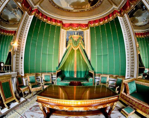Napoleon's Apartment - Chateau de Fountainebleau