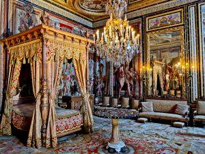 The Pope's Apartment - Chateau de Fountainebleau