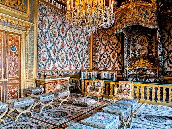 Empress Bedchamber - Chateau de Fountainebleau
