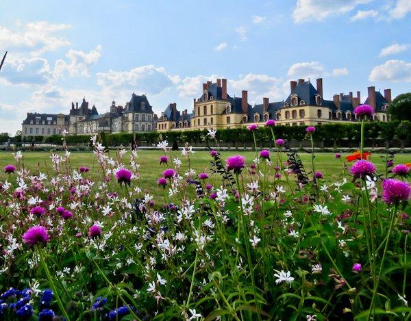 Chateau de Fountainebleau - Courtiers Housing
