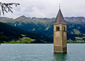 South Tyrol Region - Lake Resia