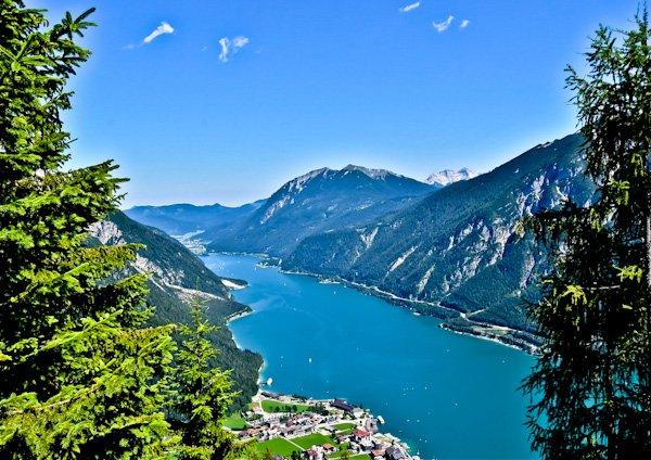 South Tyrol Region - Italian Alps