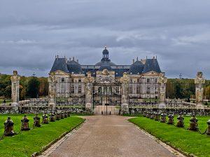 Château de Vaux-le-Vicomte Grand Entrance
