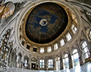 Domed Grand Salon, Vaux le Vicomte