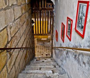 Vaux Le Vicomte Underground