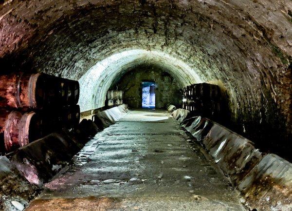 Underground Storage Area