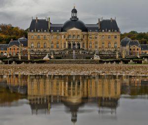Vaux Le Vicomte Gardens - Reflecting Pool