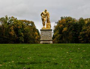 Hercules Statue at Vaux le Vicomte