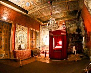 The Kings Room, Vaux le Vicomte