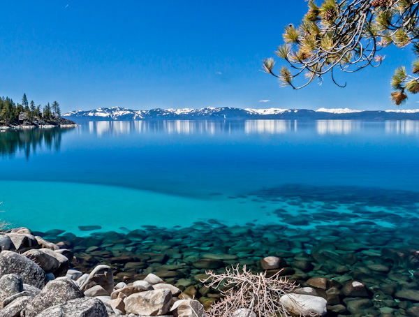 Lake Tahoe - California Road Trip