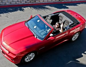 Hire car for California Road Trip