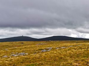 Looking Back to Cross Fell