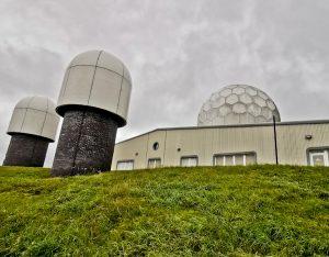 Radar Station on Great Dun Fell
