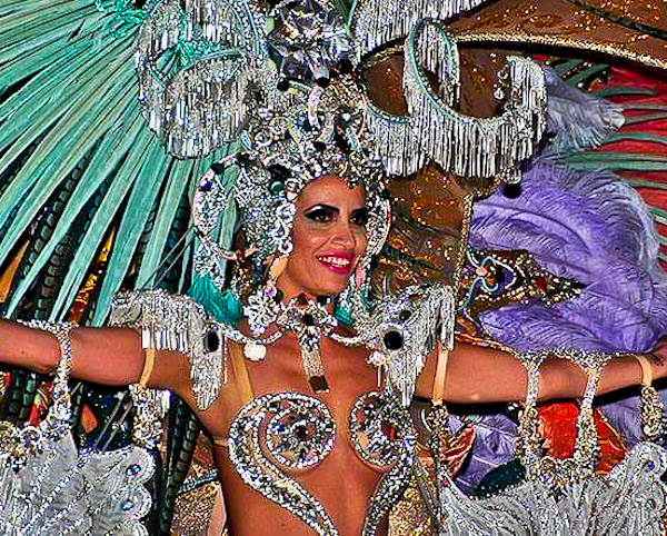 What are the Canary Islands Known For - Carnival