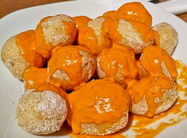 Canarian Gastronomy - papas arrugadas