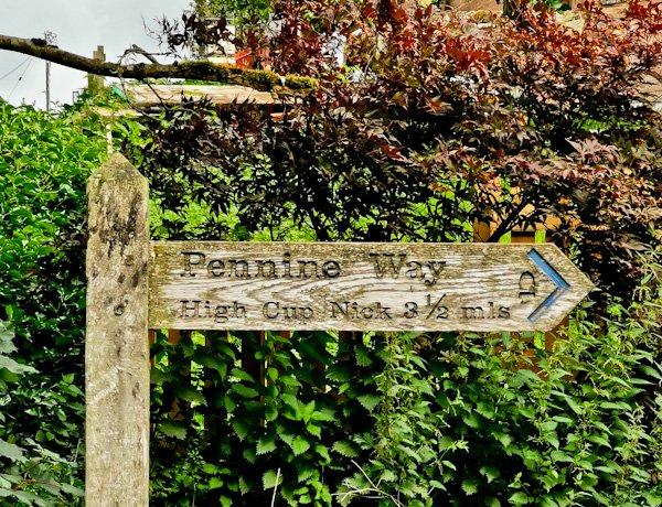 Dufton, Pennine Way