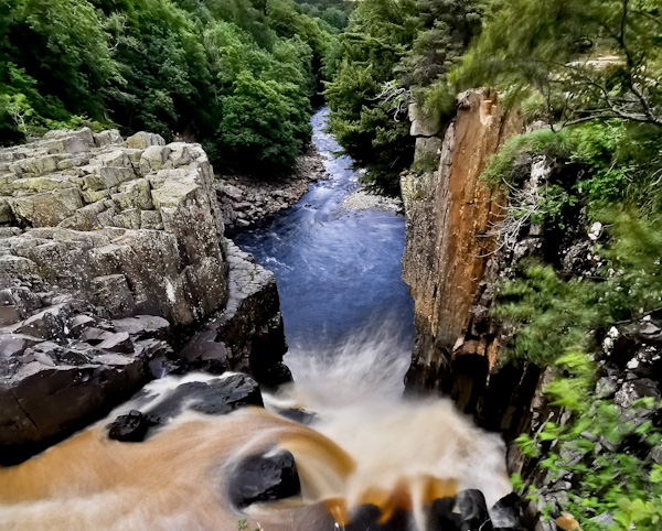 High Force Waterfall Facts