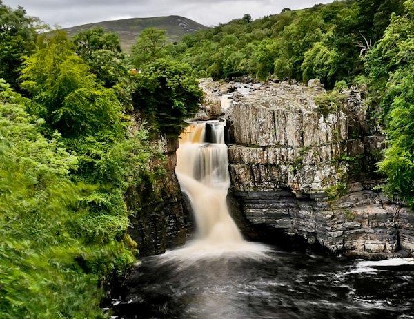 High Force Waterfall, Pennine Way