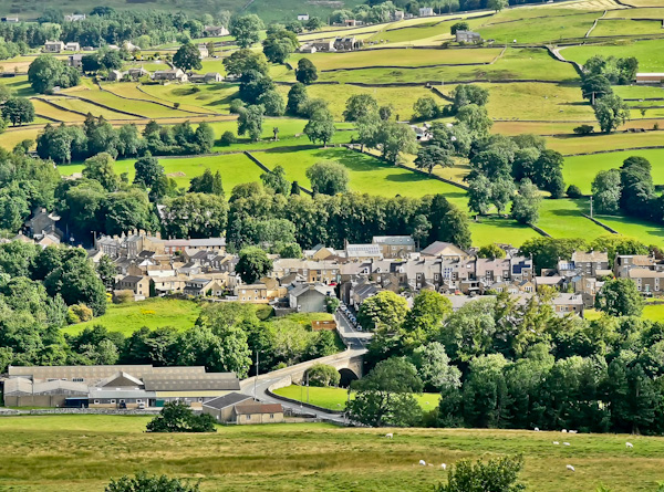 Middleton in Teesdale - Pennine Way