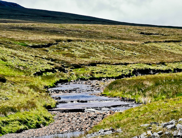 Pennine Way from Cauldron Snout to High Cup Nick