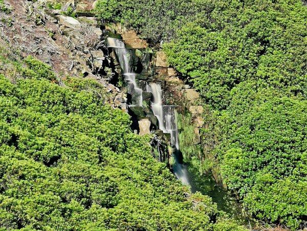 Pennine Way Stage 2 - Wessenden Reservoir Waterfall