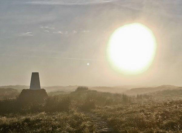 Sunrise on Black Hill - Pennine Way
