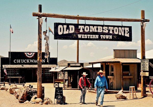 Old Tombstone - Wild West - Arizona Road Trip