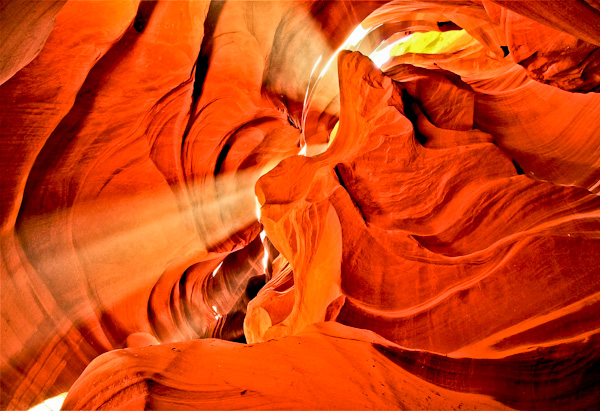 Antelope Canyon - Arizona Road Trip