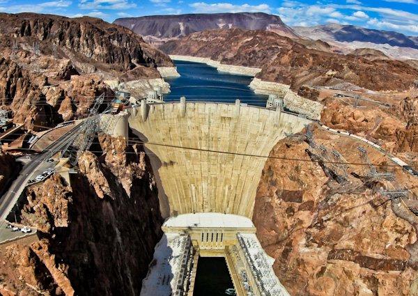 Hoover Dam, Arizona