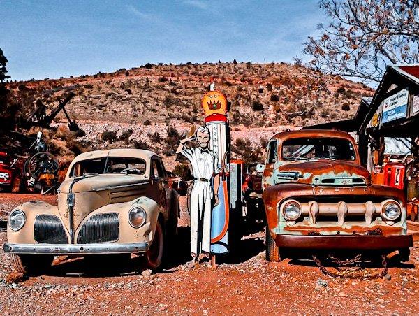 Jerome Ghost Town, Arizona