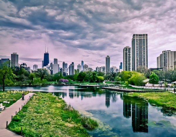 Millennium Park - Chicago Landmarks