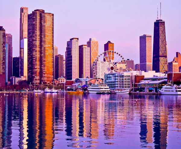 Navy Pier - Chicago Landmarks