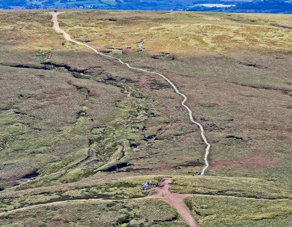 Moorland Walk to Bleaklow - Pennine Way