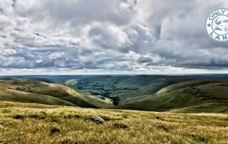 Pennine Way Stage 1 - Edale to Crowden