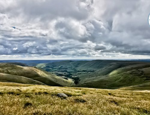 Pennine Way Stage 1 – Edale to Crowden