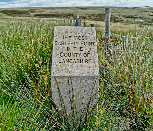 Most Easterly Point of Lancashire
