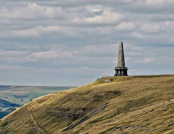 Stoodley Pike, Pennine Way