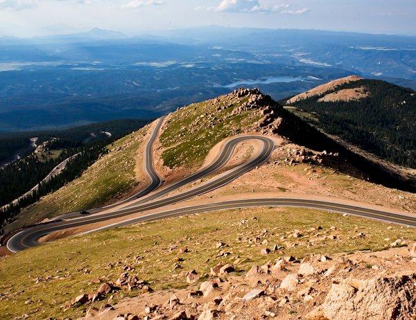 Pikes Peak, Colorado Road Trip