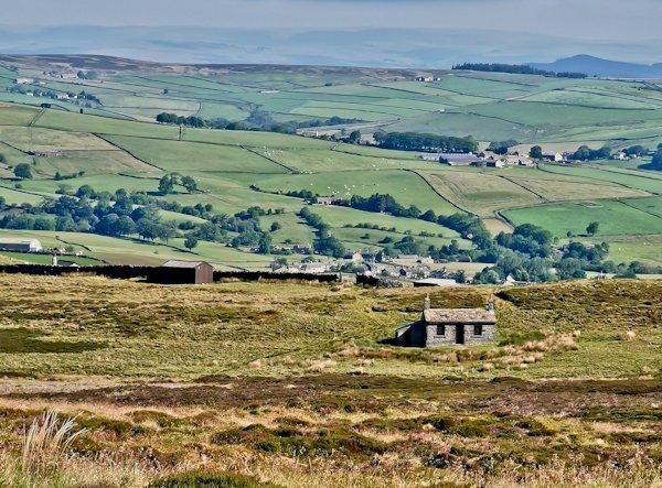 Ickornshaw Moor - Pennine Way