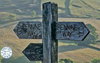 Pennine Way Stage 4 - Calder Valley to Ickornshaw