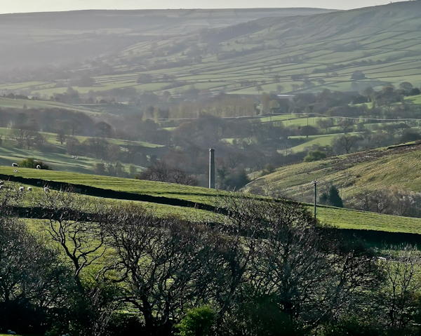 Lothersdale - Pennine Way Stage 5