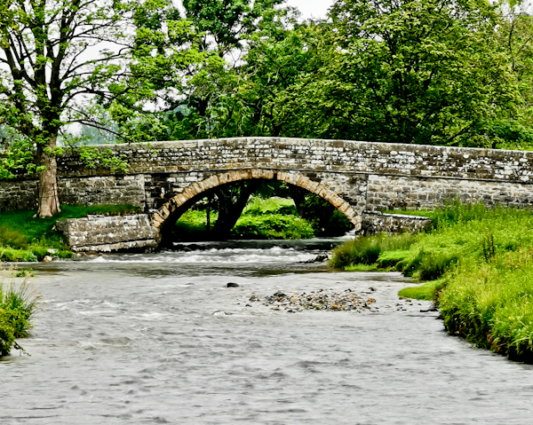 Pennine Way, River Aire