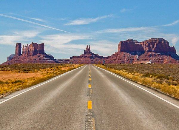 Monument Valley, Utah Road Trip