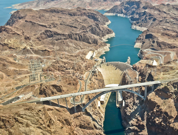 Nevada Road Trip - Lake Mead and Hoover Dam