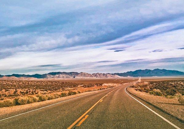 Extraterrestrial Highway - Nevada Road Trip