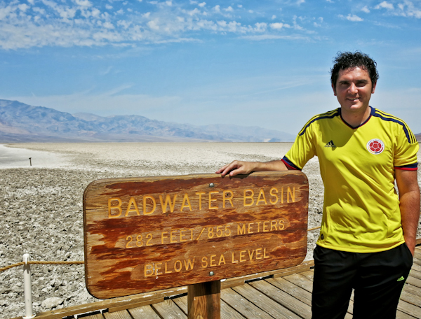 How to plan a Nevada Road Trip - Death Valley