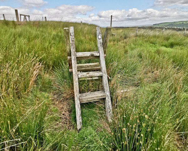 Stile to Nowhere - Pennine Way Day 12
