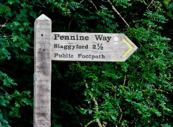 Slaggyford, Pennine Way Stage 12
