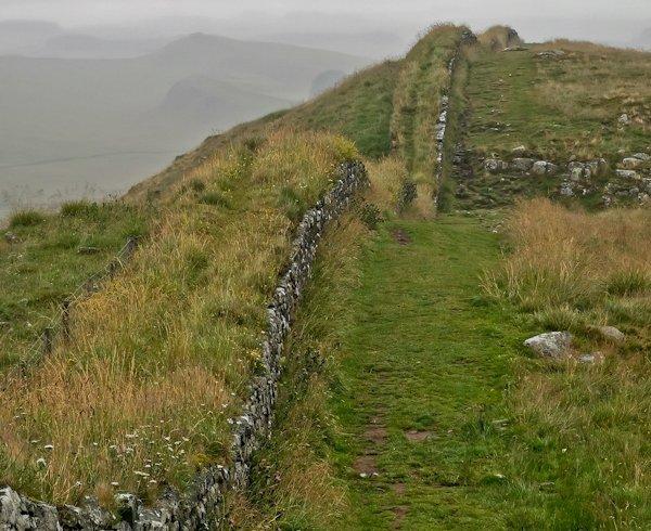 Hadrian's Wall - Pennine Way